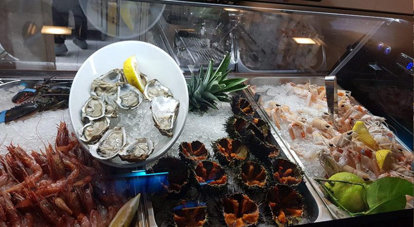 Ocean Fish ristorante di pesce Milano