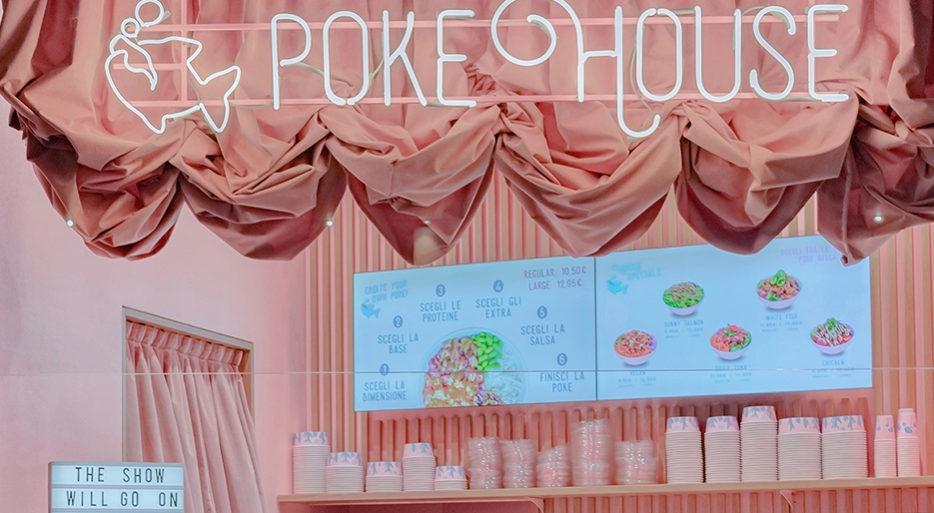 Poke House Rinascente
