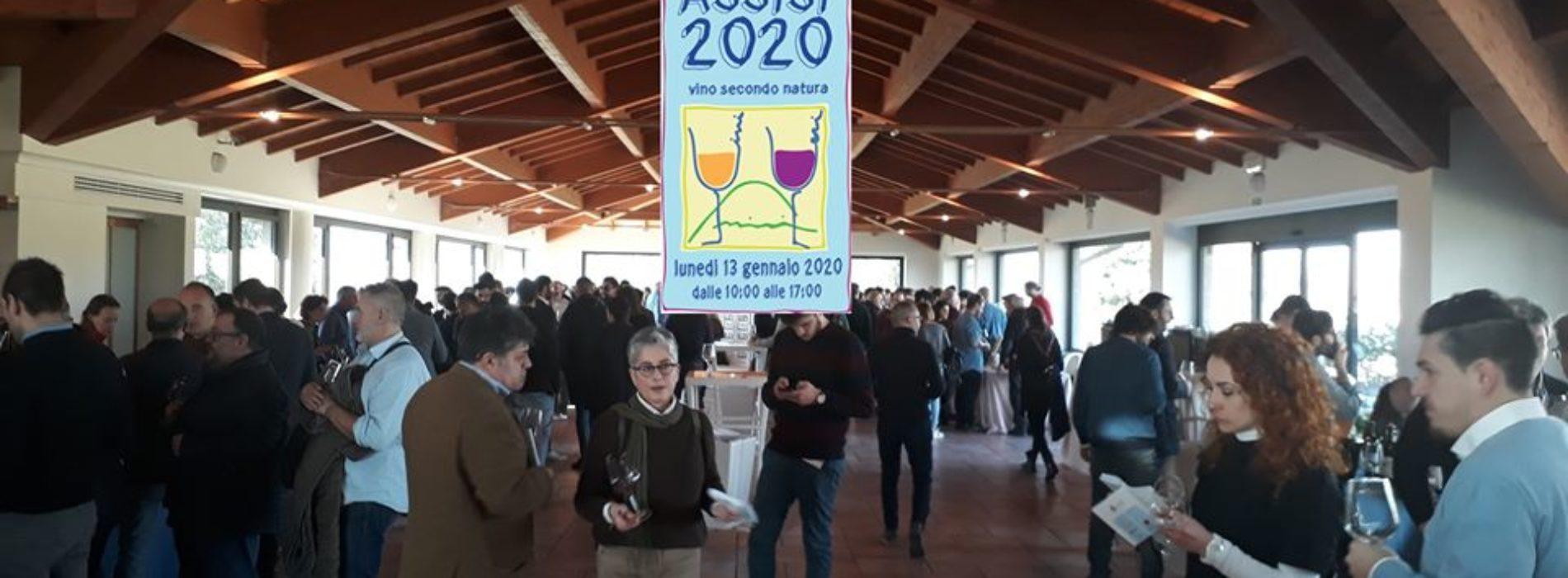 Viniveri Assisi 2020, 60 piccoli vignaioli e 200 vini in degustazione (aspettando Cerea)