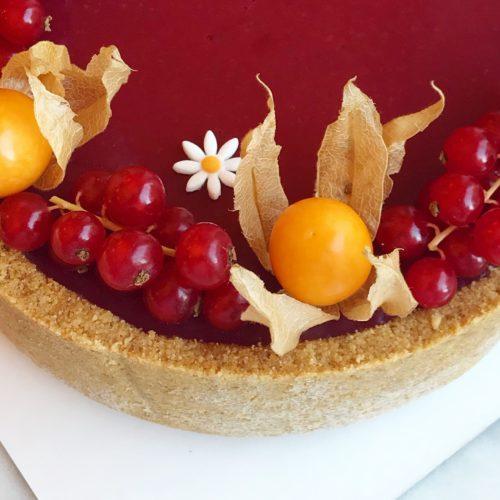 Cheesecake fresca, come farla in casa con la ricetta di Claudia Martelloni di Charlotte