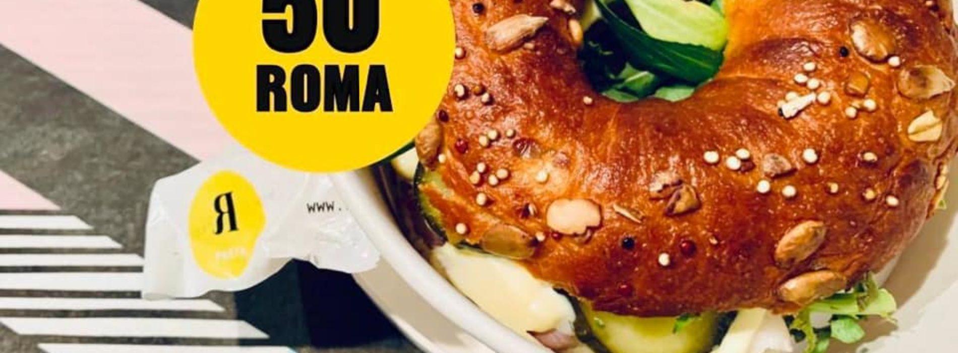 I migliori delivery di Roma, cibo a domicilio da ristoranti di qualità in tempi di coronavirus