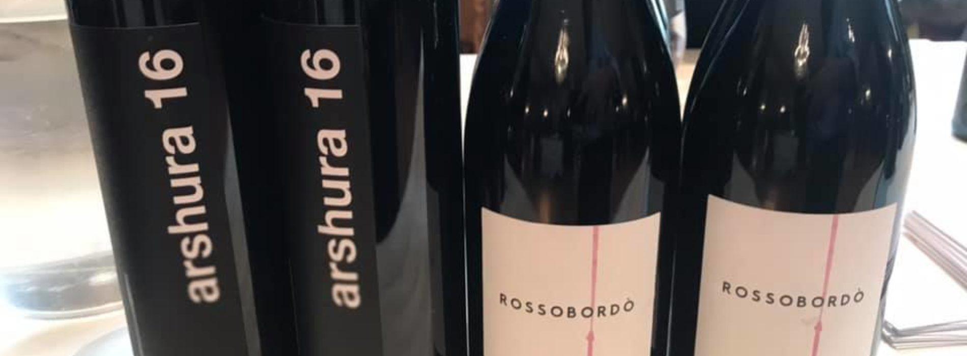 L'Arshura, il vino senza tempo della Roccia Valter Mattoni  (con crostata frangipane alle mandorle)