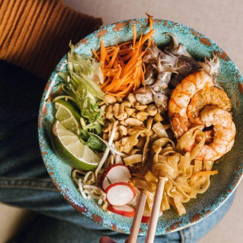 Pad Thai, come farlo in casa con la ricetta di Tuk Tuk Ride