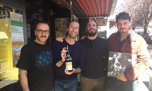 Winyl 2.0 live su Facebook, Vini & vinili ricomincia con Canarie e il rosato di Sette