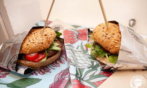Delivery Milano, Tripburger ti porta il pranzo al Parco Biblioteca degli Alberi