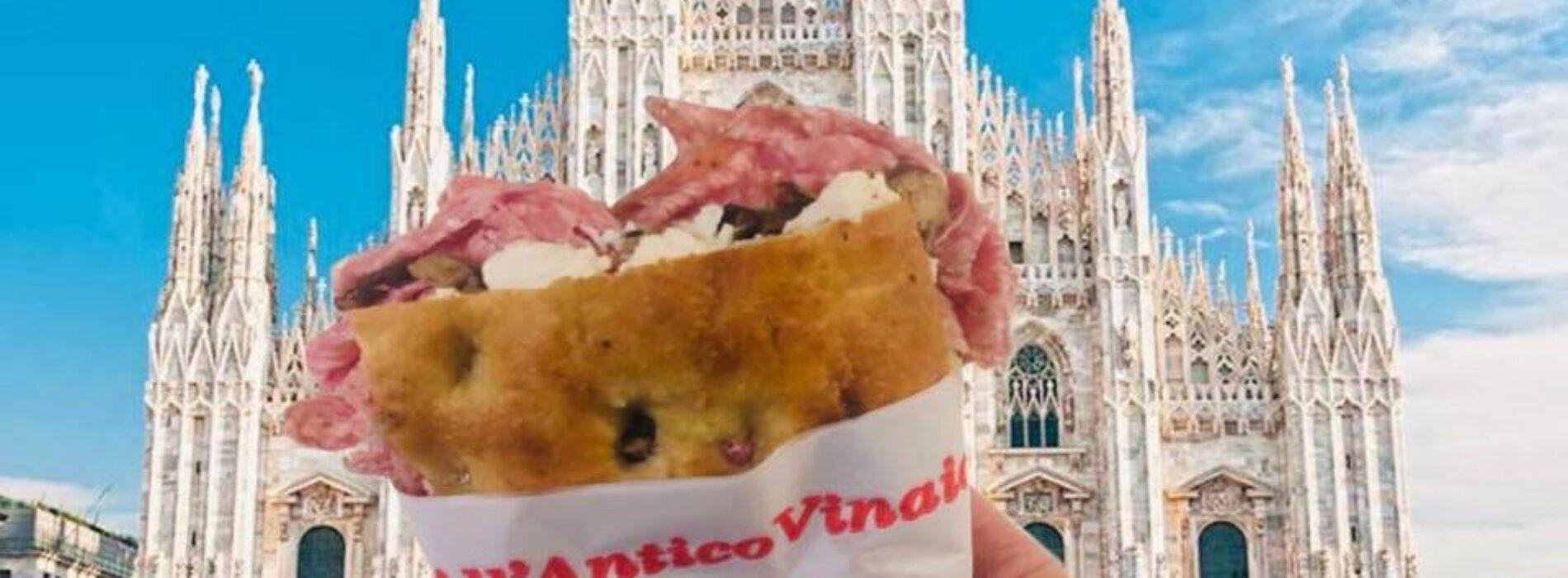 All'Antico Vinaio Milano, le mitiche schiacciate fiorentine arrivano in città
