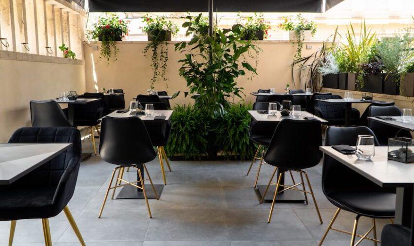 Dafne Garden Cafè Roma
