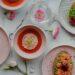 Rose Tartare Bar Roma, il locale total pink di Trastevere con crudi di pesce, carne e veg