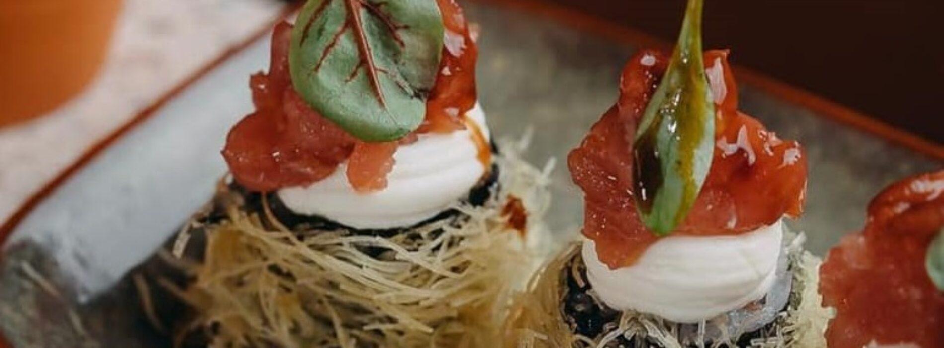 Cantera Roma, ai Parioli il ristorante meat fusion tra tartare di wagyu e sushi roll