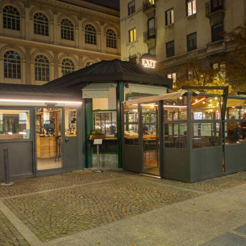 I migliori chioschi di Milano, dove mangiare e bere all'aperto