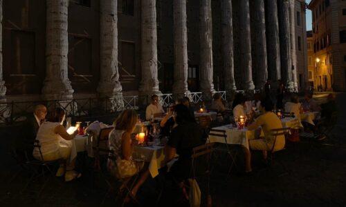 Ristoranti aperti agosto 2020 a Roma, dove cenare d'estate in città