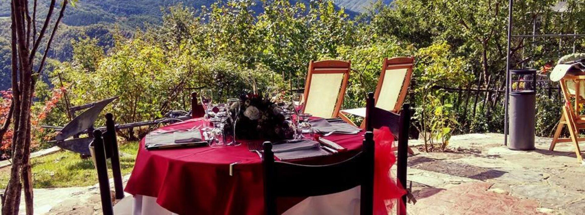 Ristoranti panoramici in Valtrebbia, dove mangiare fuori porta vicino a Milano