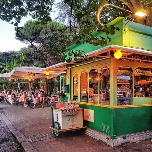 I migliori chioschi di Roma estate 2020, dove mangiare e bere all'aperto