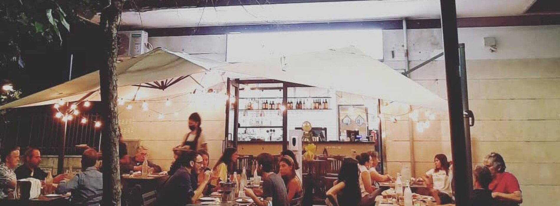 Friccico Mangia e Bevi a Roma, tartare rosette e foie gras ai Colli Portuensi