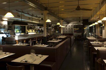 Pastificio San Lorenzo a Roma, lo storico ristorante riapre come osteria contemporanea e cocktail bar