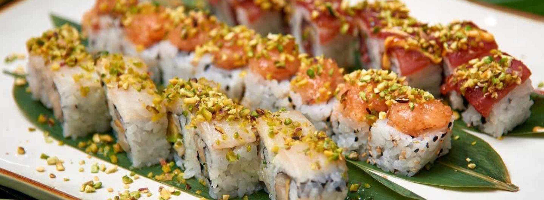 Sushi a domicilio a Roma, i migliori ristoranti giapponesi per delivery e take away