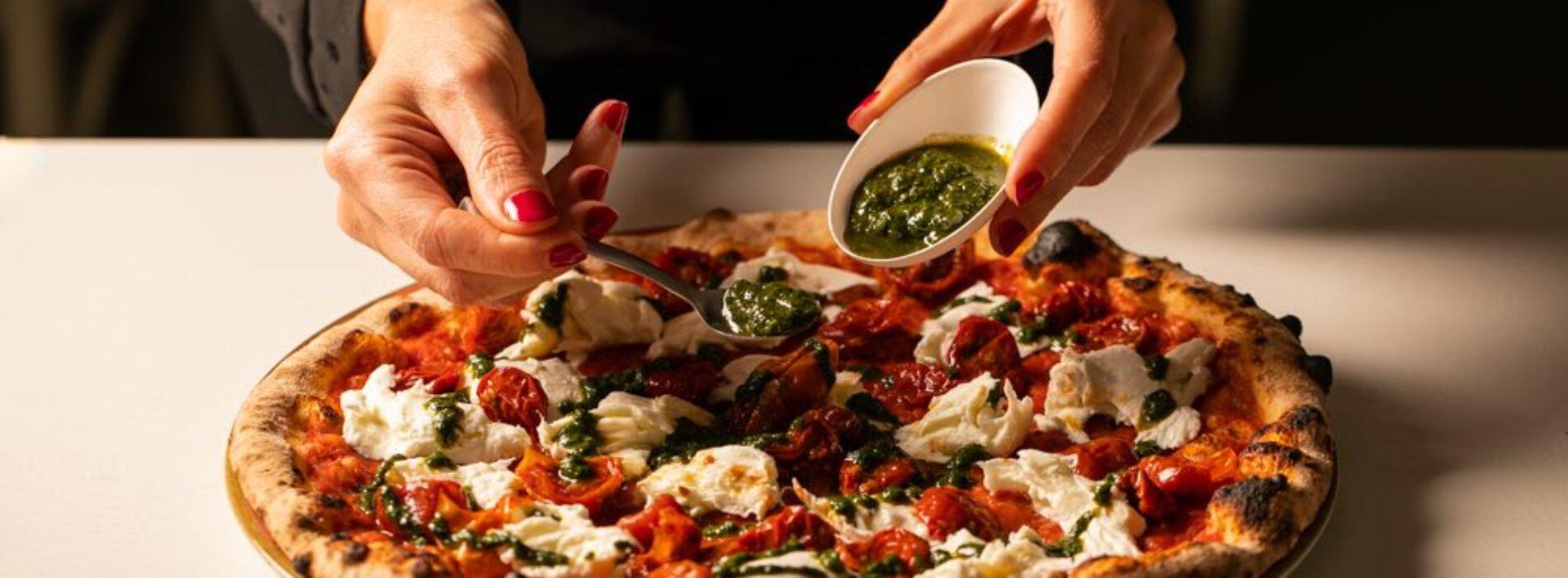 Pizzeria Magnifica a Roma, il delivery diventa fai da te (e anche plastic free)