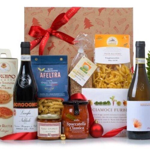 Food box Natale 2020 a Milano (e non solo): sette proposte da regalare