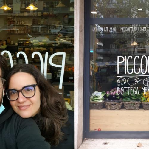 """Piccola Bottega Merenda a Roma: """"Un negozio gourmet? Ci fa venire i brividi. Il cibo deve essere accessibile a tutti"""""""