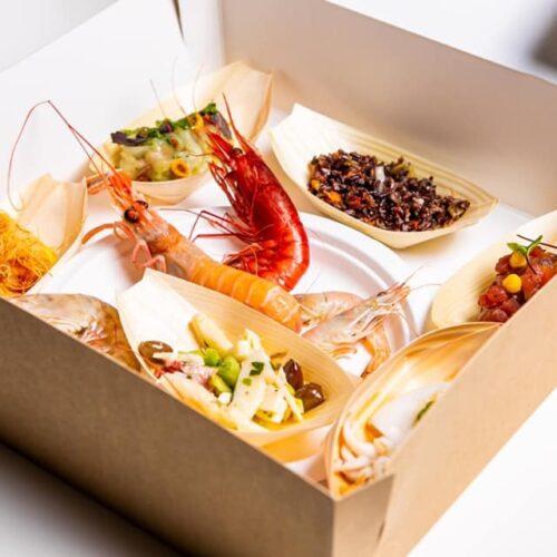 Delivery e take away Natale e Capodanno a Roma: le proposte dei ristoranti in zona rossa per le feste 2020