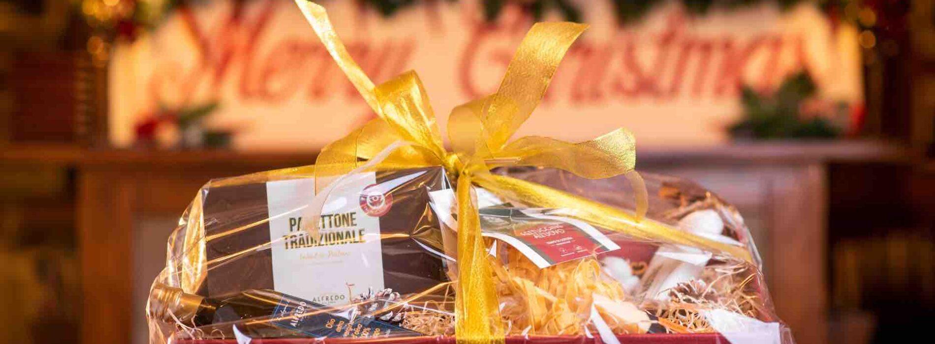 Regali di Natale gastronomici a Roma 2020, idee, cesti, gift card e buoni per cibo e vino