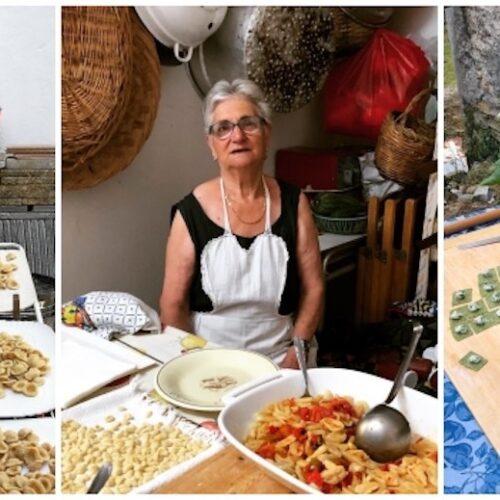 Pasta Grannies, le nonne italiane diventano star di YouTube e Instagram