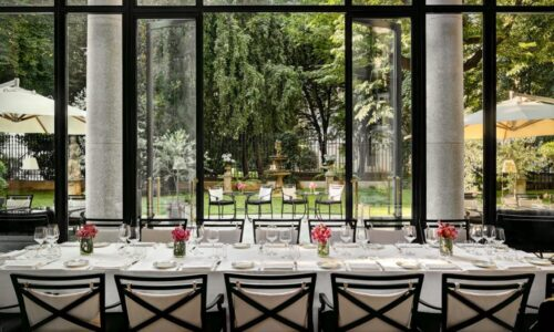 Staycation Natale 2020 a Milano, feste di lusso in hotel