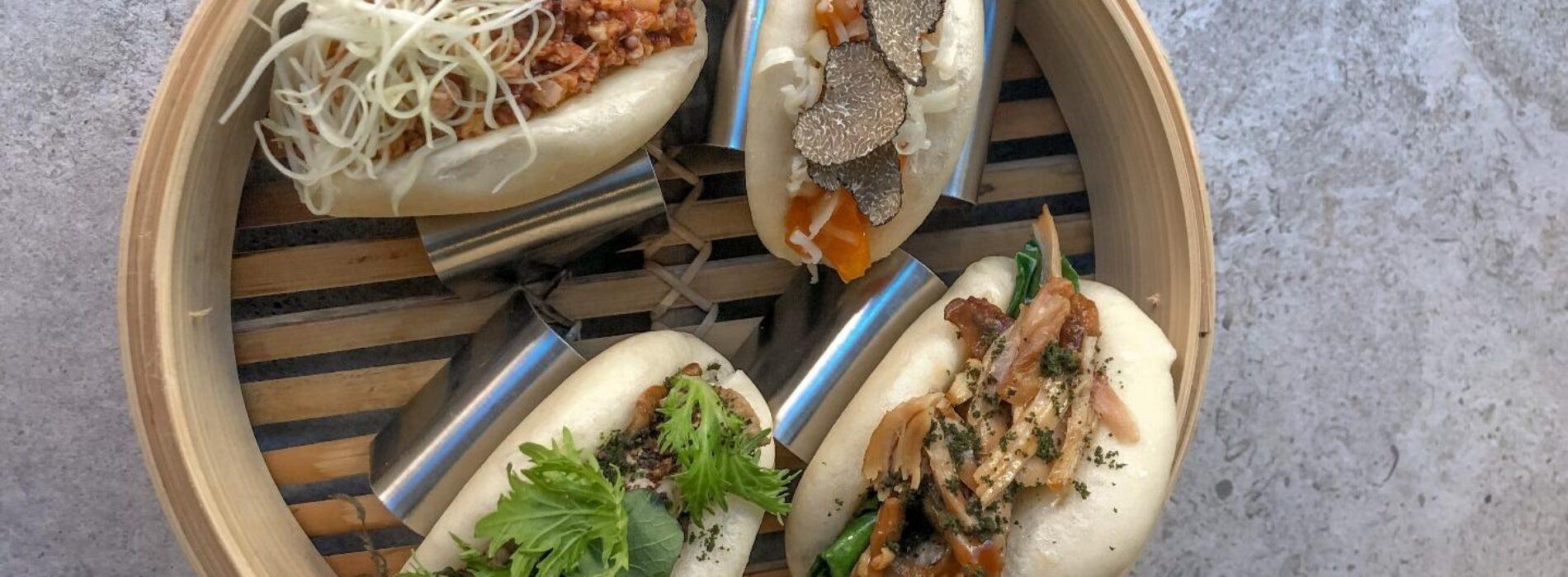 Roots Roma e le Bao Box per il delivery: i piatti del menu diventano bao fritti e ripieni