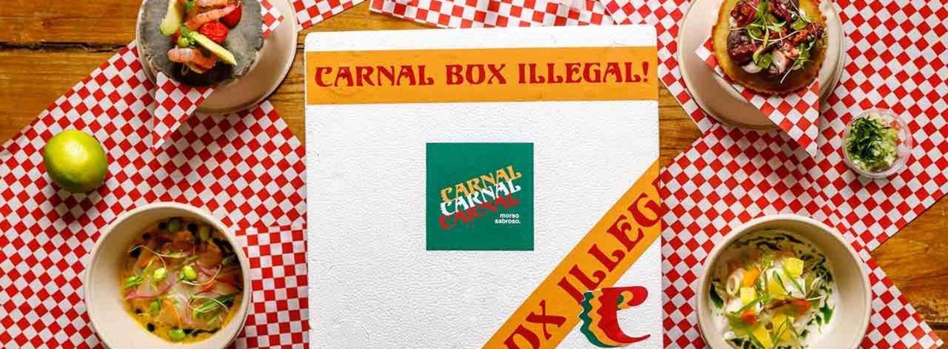 Carnal delivery Roma, le box illegal di Roy Caceres tra tortillas, ceviche e carni marinate
