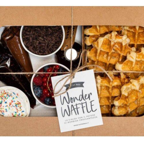 Eat Me Box, le scatole a domicilio con oltre 100 kit per biscotti, aperitivi e colazioni di Enoteca La Torre