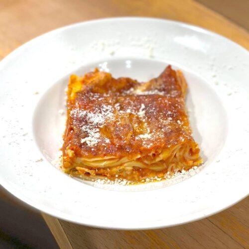 Lasagne dell'Antico Forno Roscioli, la ricetta perfetta per farle in casa