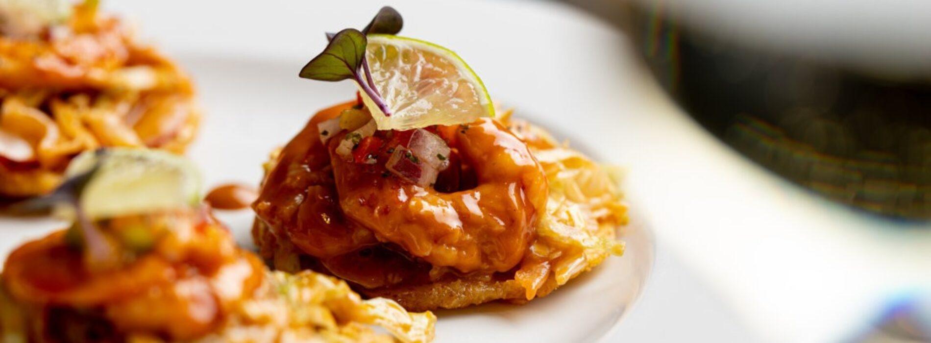 Tacos di Gamberi, come farli in casa con la ricetta di Reserva Restaurante