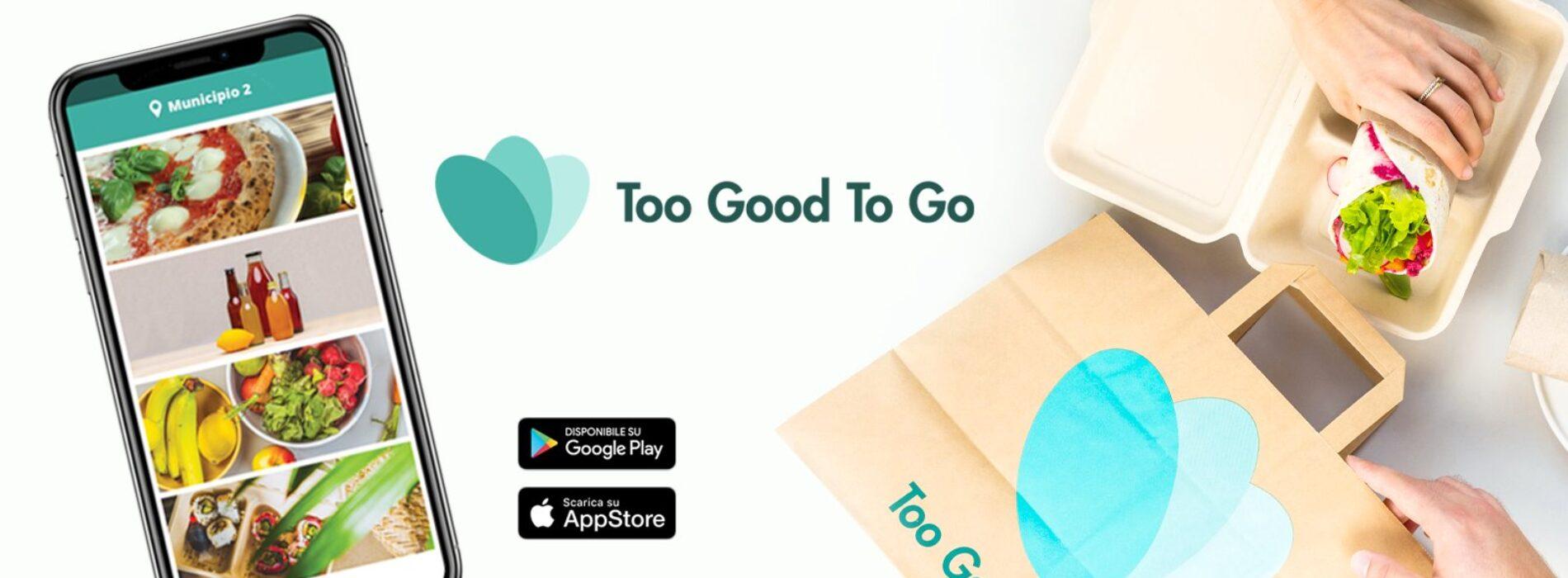 Too Good To Go, la piattaforma contro lo spreco che salva il cibo invenduto