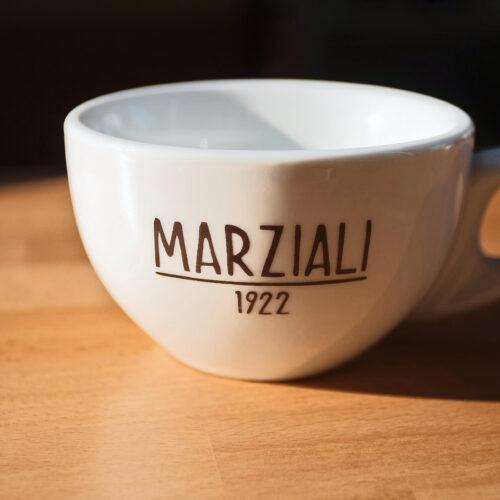 Marziali 1922 a Roma: dalla torrefazione ai ristoranti, il caffè come affare di famiglia