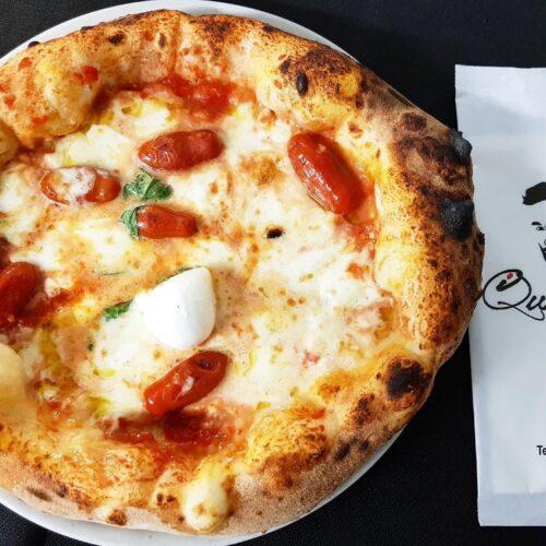 La ricetta della pizza di Marco Quintili che puoi fare anche a casa: la San Marzanino