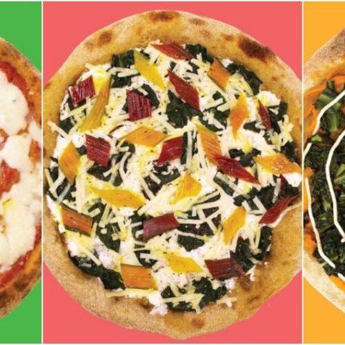 La pizza tonda di Forno Brisa a Bologna, otto versioni anche delivery etake away