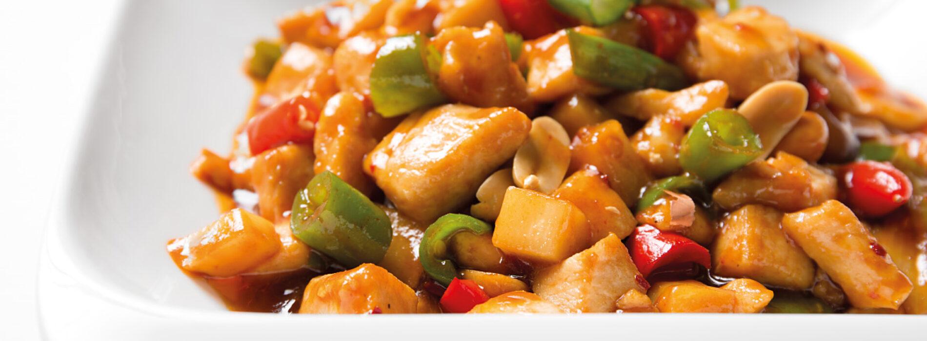 Pollo Kung Pao: la ricetta spicy del Giardino di Giada