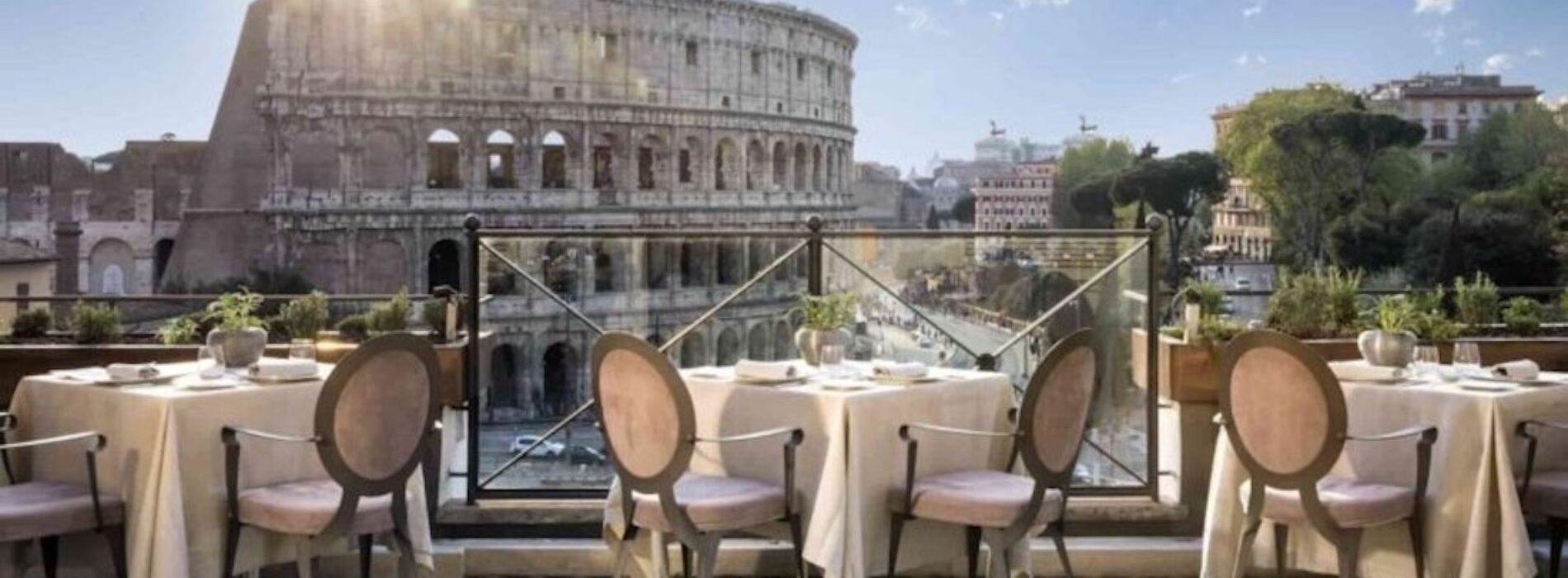 Le migliori terrazze di Roma 2021: colazione, pranzo e cena con vista sulle bellezze della città