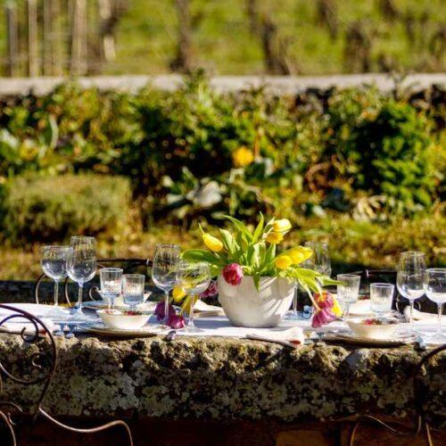 Cantine Santa Benedetta: mangiare ai Castelli come in famiglia, tra orto, vigna e piatti della tradizione