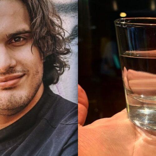 Carbonara liquida di Valerio Braschi, ecco l'ultima provocazione dello chef e vincitore di Masterchef 6