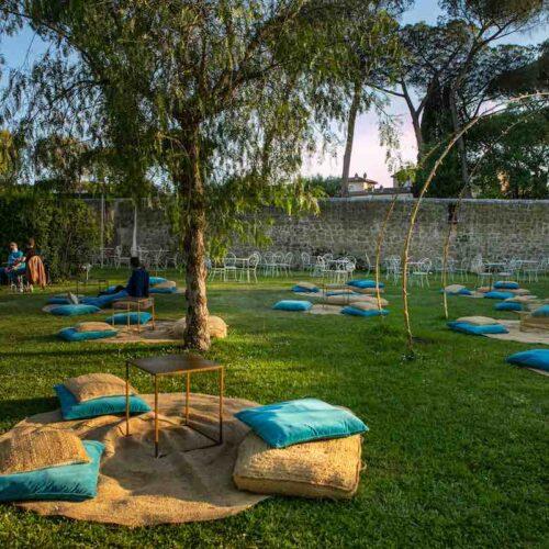 Parchi e giardini a Roma: picnic, aperitivi e cene nel verde per l'estate 2021
