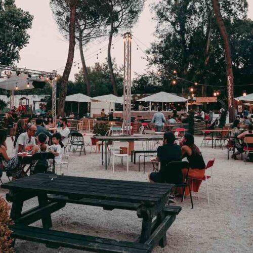 Parco Appio a Roma: estate 2021 nel verde con Umami, L'Elementare, mixology ed eventi