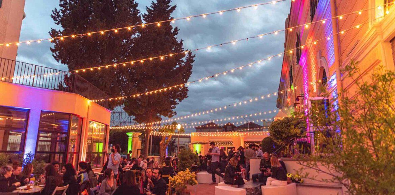 Gasometro Vintage 2021, a Roma un'estate di musica, street food, cocktail e il pop-up restaurant di Hosteria dei numeri primi