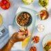 """Beverly a Roma: piatti colorati, tacos """"fai dai te"""" e ispirazioni californiane nel nuovo ristorante dell'Hoxton Hotel"""