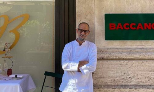 """Intervista a Nabil Hassen, lo chef lascia Roscioli e approda a Baccano: """"Non solo carbonara. Ecco la mia cucina mediterranea"""""""